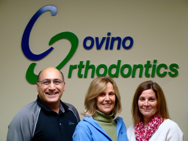 Dr.Covino and staff